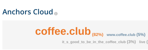 Nowe domeny: coffee.club