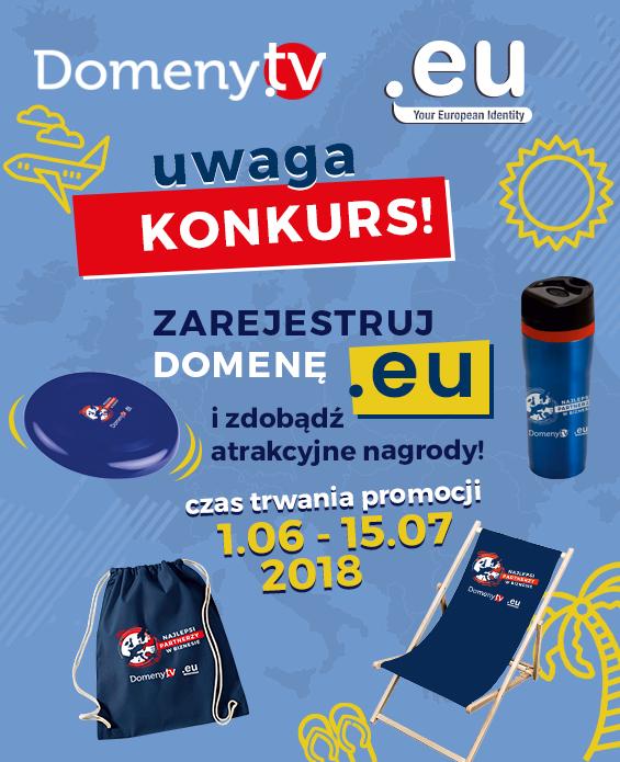 Konkurs - domena europejska